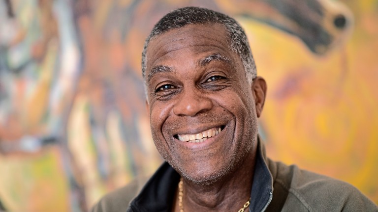 Michael Holding: cricket legend a strong supporter of Black Lives Matter movement