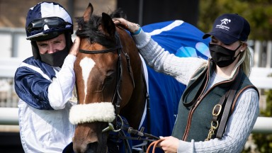 Glass Slippers: added the Flying Five Stakes to her Abbaye win from last season