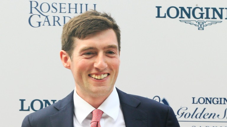 Harry Eustace: set to take over from his father at Park Lodge Stables