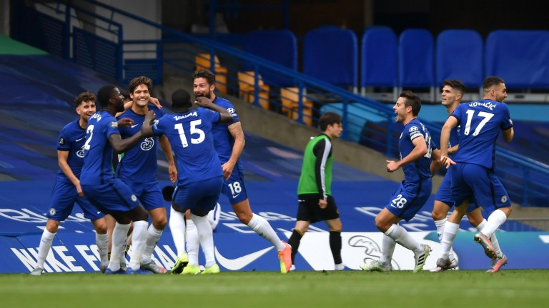 Chelsea look set for a big season