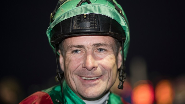 Pat Smullen: remembered fondly by former weighing room colleagues and all in the industry