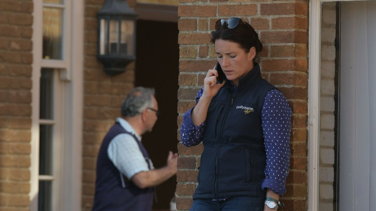 "Katie Walsh: ""There are certainly more positives than negatives so hopefully time will tell it was the right thing to do"""