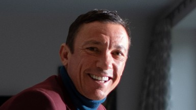 Frankie Dettori relaxing at homeNewmarket 25.9.20 Pic: Edward Whitaker