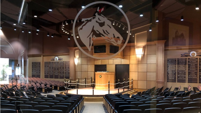 Fasig-Tipton: first sales company to accept cryptocurrency as payment
