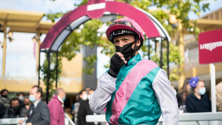 Frankie Dettori teams up with John Gosden with Leafhopper at Lingfield