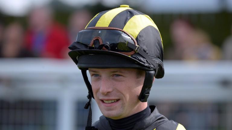 Jack Mitchell: has already ridden a half-century of winners in 2021