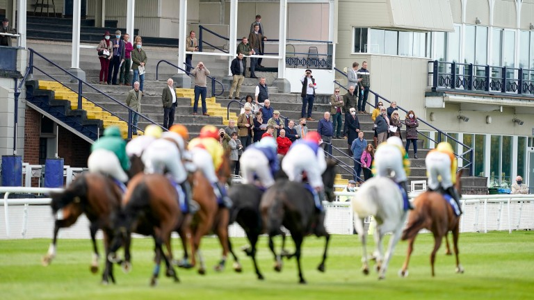 Ludlow will welcome back a limited crowd