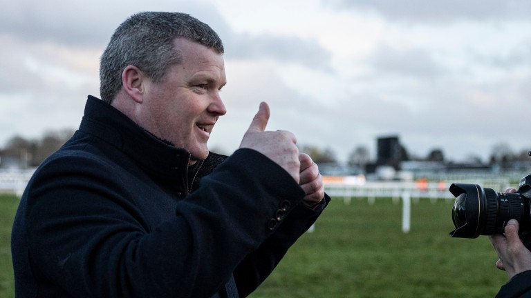 Gordon Elliott: has won the Future Champions Listed event in four of the last five seasons