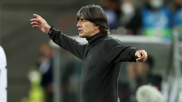 Euro 2020 will be Joachim Low's final tournament as Germany manager