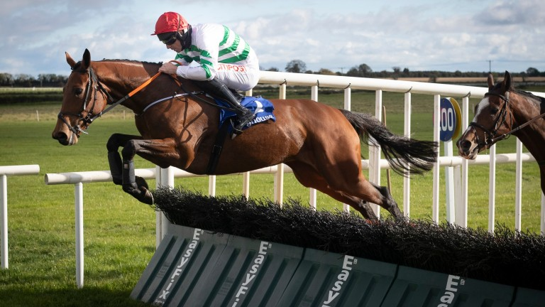 Queens Brook: the Gordon Elliott-trained mare is primed to take on Concertista on Saturday