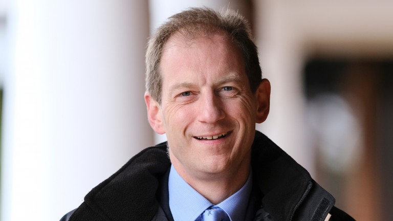 Nevin Truesdale has been acting Jockey Club chief executive since August