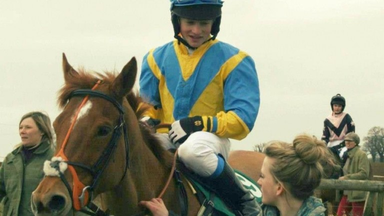 Hollie Doyle leads in her 'other half' Tom Marquand after pony race success at Andoversford