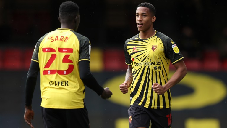 Watford do their best work at Vicarage Road