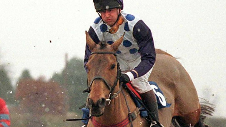 Quixall Crossett: candidate for the right to be acknowledged as the worst racehorse of all