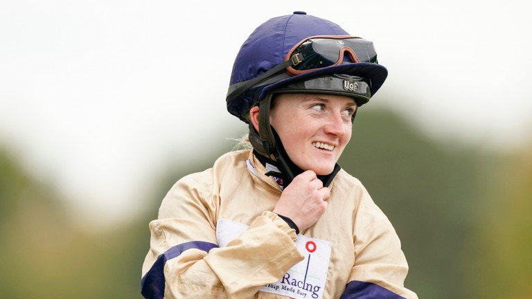 Hollie Doyle captures her first Group 1 victory on Glenshiel
