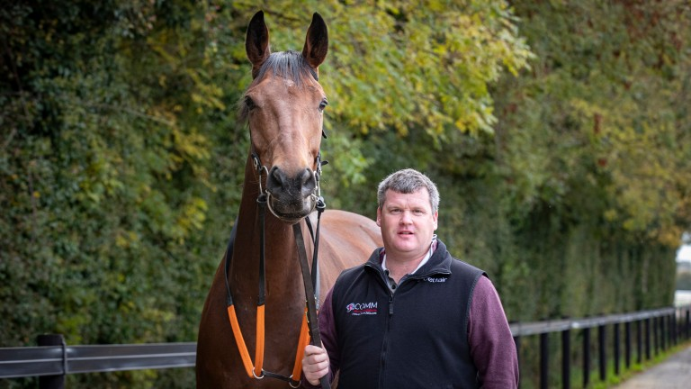 """Gordon Elliott: """"We'll give them all a few easy days and regroup in the new year"""""""