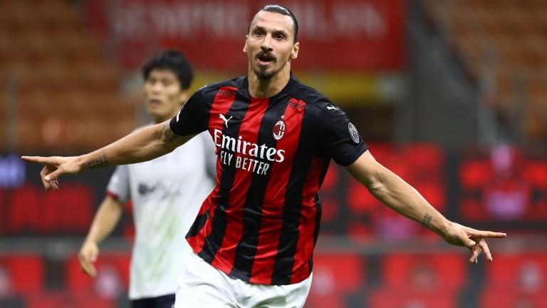 Zlatan Ibrahimovic is still a key figure for Milan