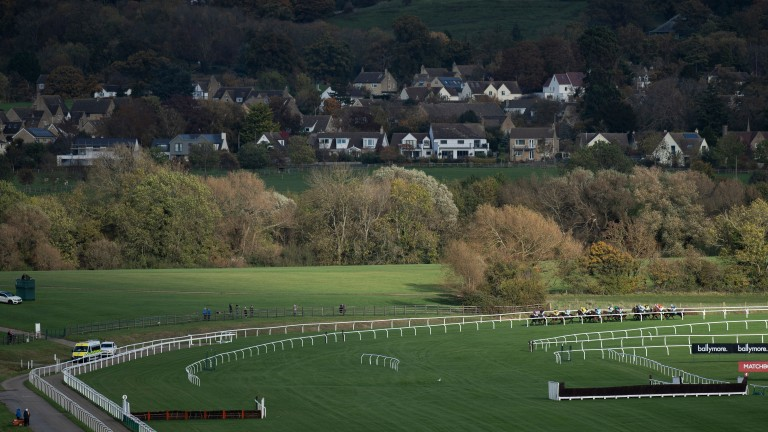 Racing has been taking place behind closed doors since the start of June