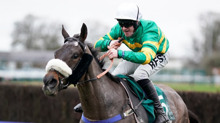 Kimberlite Candy: has finished second in the last two runnings of the Becher Chase at Aintree