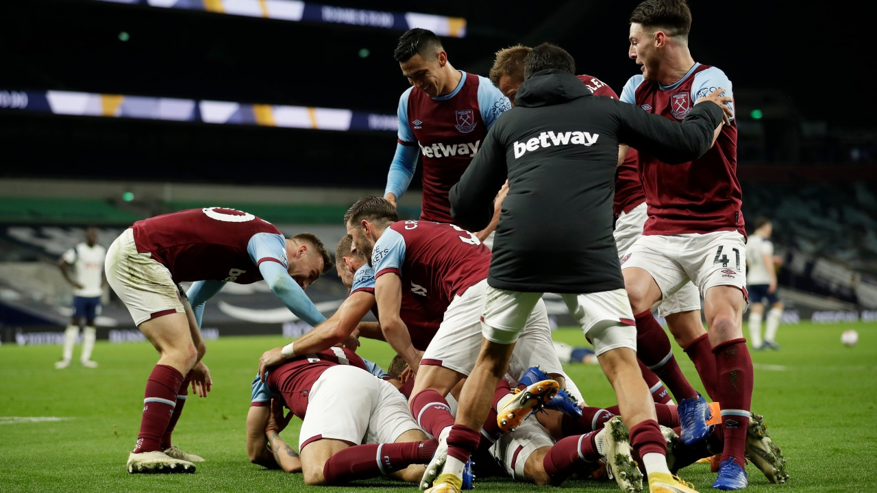 Betting liverpool v west ham pfa young player of the year betting