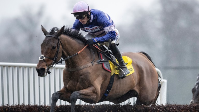 Cyrname: set for the King George VI Chase at Kempton, where the ground is not expected to be too soft