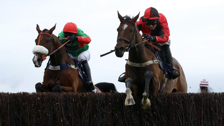 Huntsman Son: impressive winner at Wetherby on his return