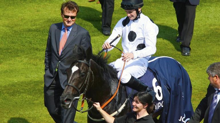 Dandino: won the King George V Stakes at Royal Ascot and Jockey Club Stakes for James Given