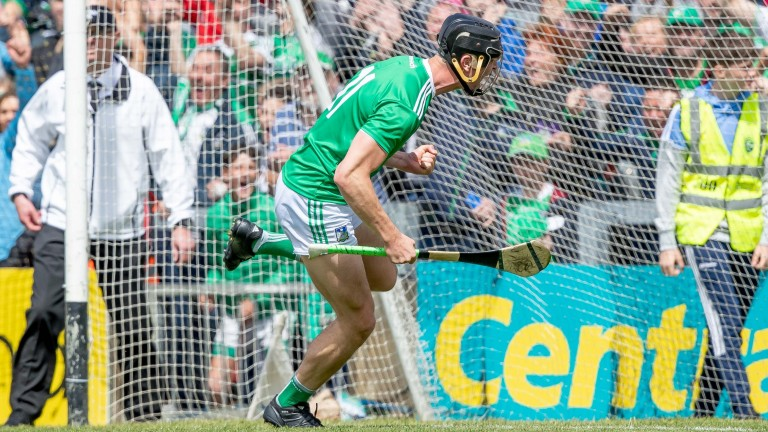 Kyle Hayes of Limerick