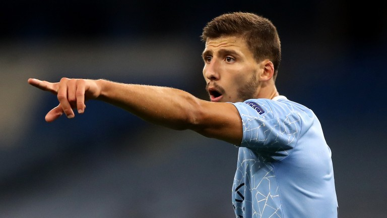 New signing Ruben Dias has improved Manchester City's defence