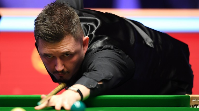 Kyren Wilson enjoys the Champion of Champions and that could help him dominate Stephen Maguire in his Group Four opener this afternoon