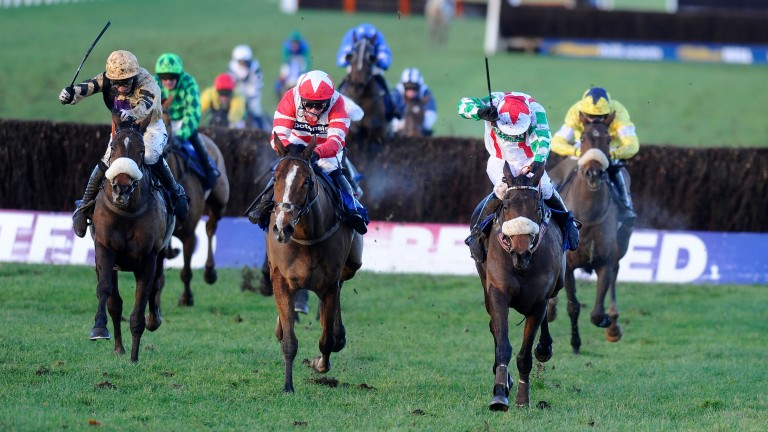 Welsh National: ground described as heavy at Chepstow