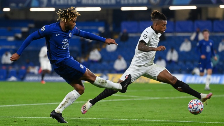 Chelsea eased past Rennes in the Champions League