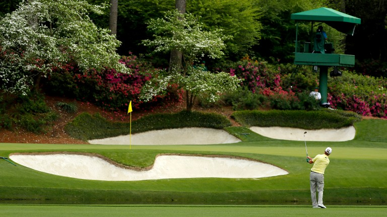 Expect thrills and spills at Augusta's infamous par-three 12th