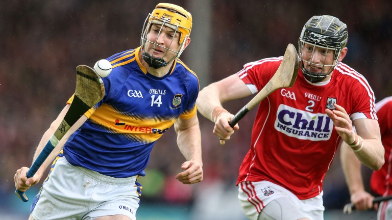 Seamus Callanan (left): set to miss the opening rounds of the Allianz Hurling League for Tipperary