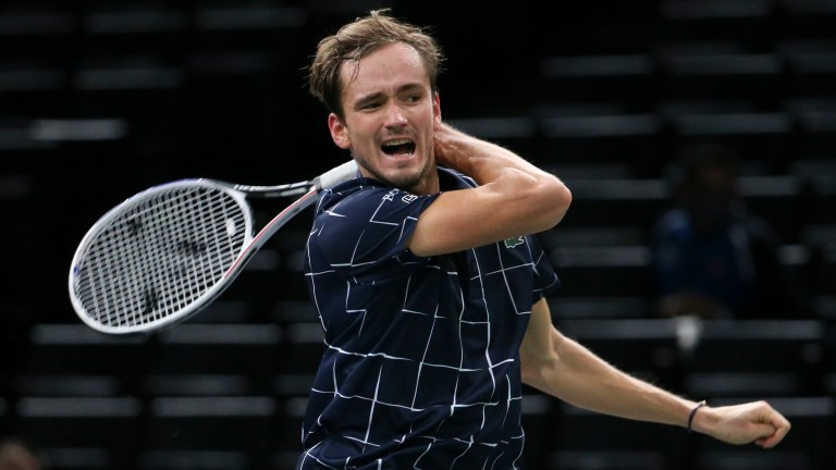 Russian top seed Daniil Medvedev could take some stopping in Toronto