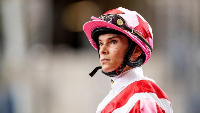 Alexis Badel: 30-year-old French jockey rode a treble at Sha Tin on Saturday