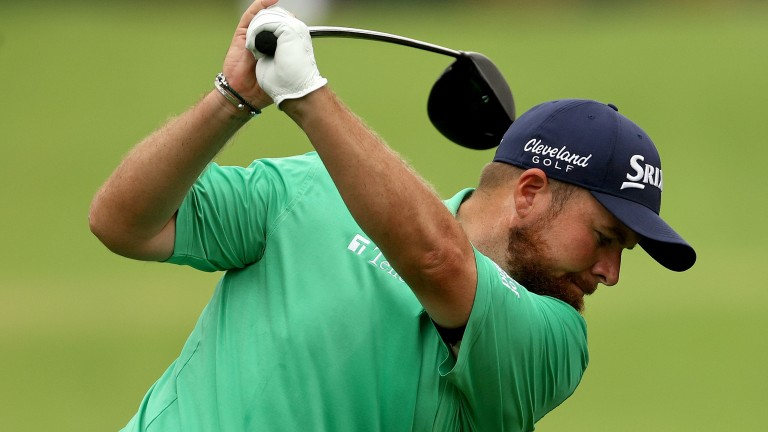 Shane Lowry finished tied for 25th at The Masters