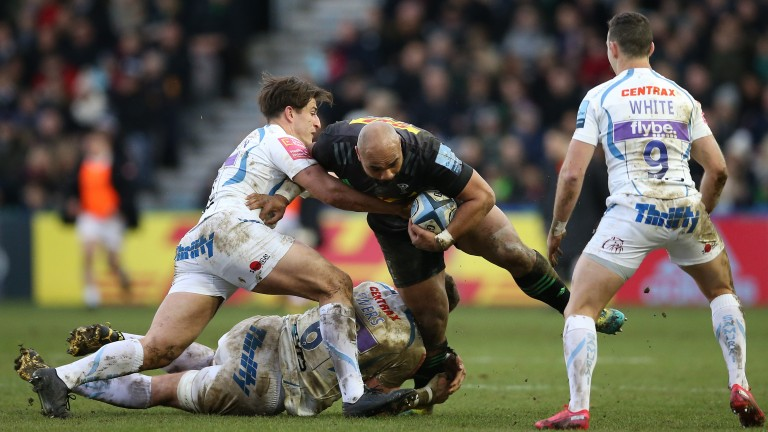 Harlequins were 34-30 winners at home to Exeter in February