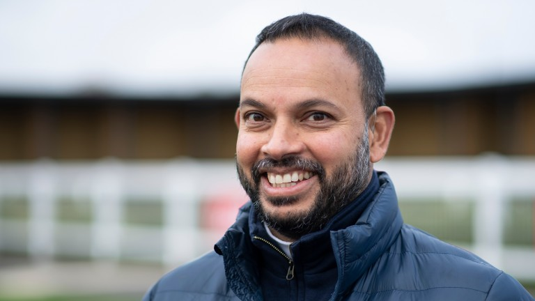 Rishi Persad attended this week's BHA board meeting