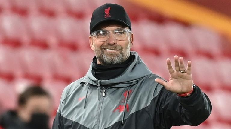 Jurgen Klopp's Liverpool have suffered a recent dip in form