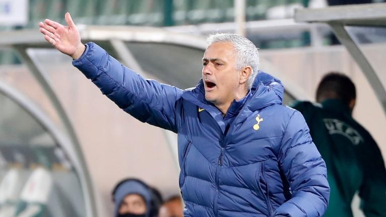 Tottenham sacked Jose Mourinho on Monday