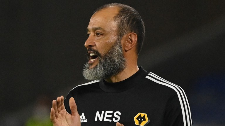 Wolves manager Nuno Espirito Santo