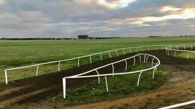 Cambridge Road Polytrack : set for extension