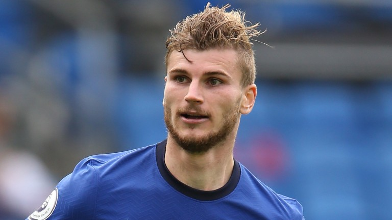 Timo Werner will be key to Chelsea's Premier League chances this season