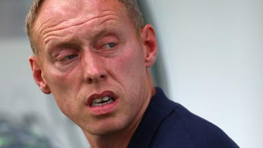 BRISTOL, ENGLAND - JULY 23: Steve Cooper manager of Swansea City during the Pre-Season Friendly match between Bristol Rovers and Swansea City at Memorial Stadium on July 23, 2019 in Bristol, England. (Photo by Michael Steele/Getty Images)
