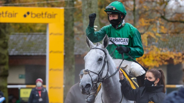 Bristol De Mai has been entered for both the Cotswold Chase at Sandown and the Cleeve Hurdle at Wetherby on Saturday