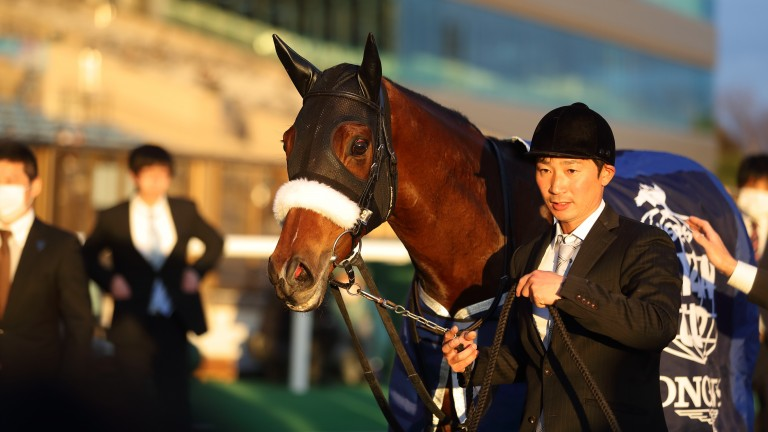 Almond Eye retires after winning a JRA record nine Group 1 races and more than £13m in prize-money
