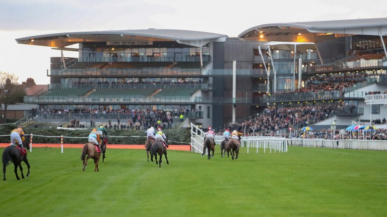 Aintree: owners are set to be allowed on course for the three-day Grand National meeting