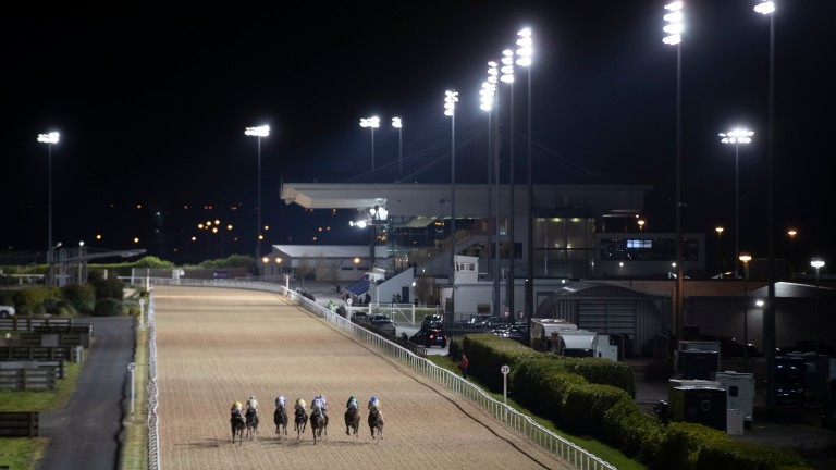 Mike Sheehy weighed out light at Dundalk last month