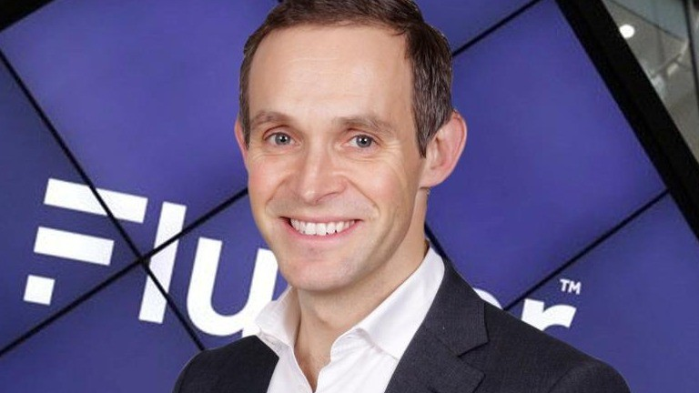 """Peter Jackson: Flutter chief executive is """"delighted"""" the company has increased its stake in FanDuel"""